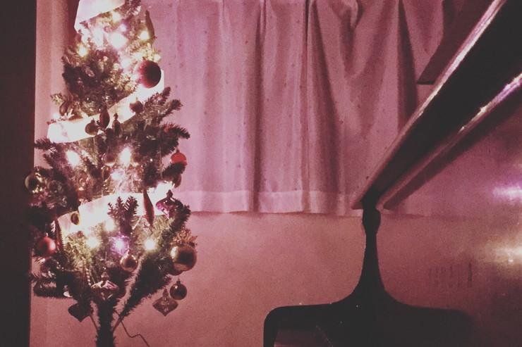 クリスマス会の様子2015.12.23