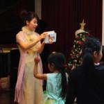 クリスマス会英語カード